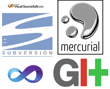 version control logos